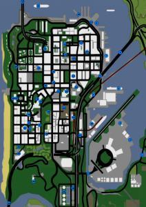 Mapa Fotos