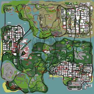 Mapa Veículos
